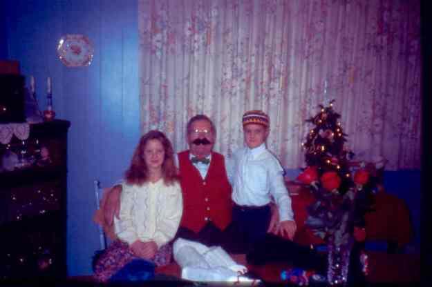 Bill, Katie & Lukas