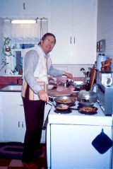 Xmas '84 Butcher's Brkft