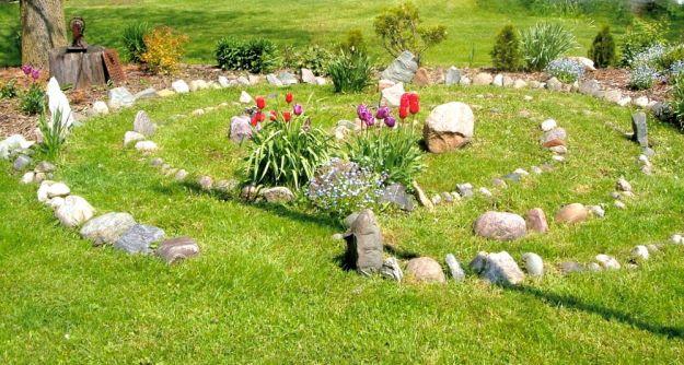 Spring Labyrinth