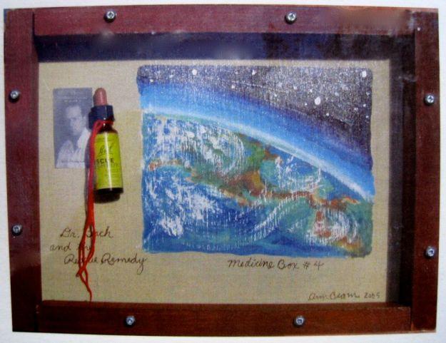 "Medicine Box 4, ""Dr. Bach and the Rescue Remedy"""