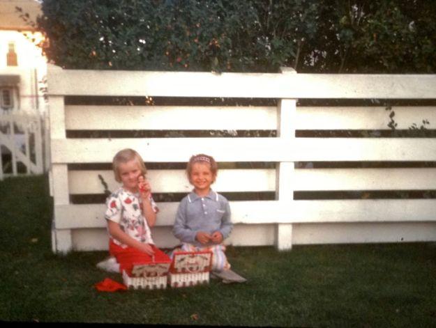 Carol Ann & Ev