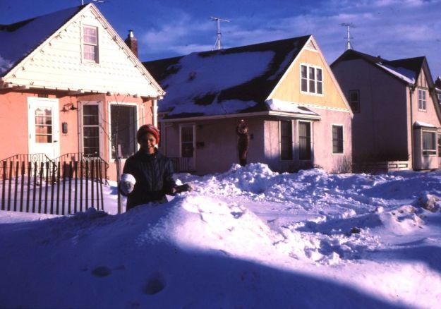 Ev & CarolAnn snowballs