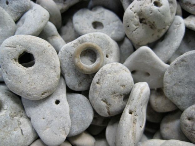 Lucky Stones detail