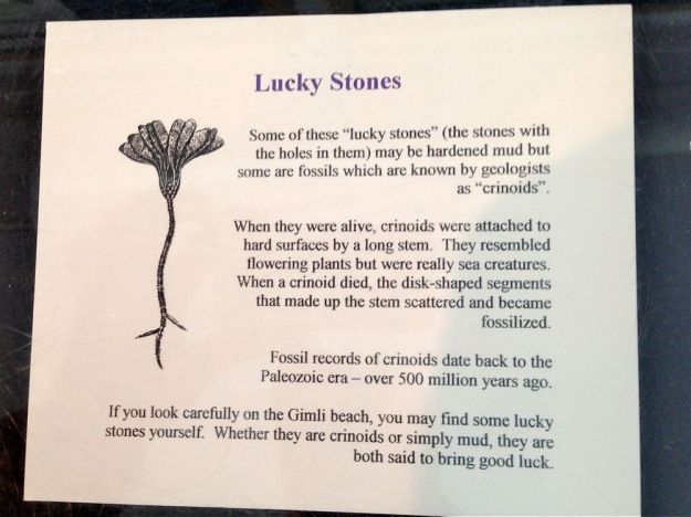 Lucky Stones explanation