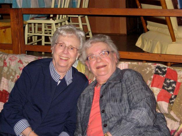 Maxine & Helen, 2009