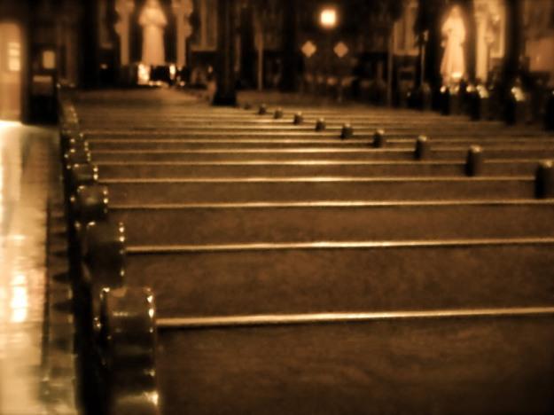 churchpew