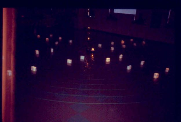 labyrinth wksp3 candlelight