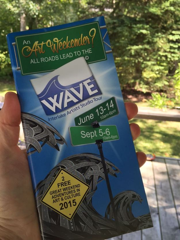 The Wave brochure