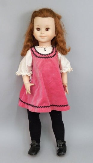 Betsy McCall Doll